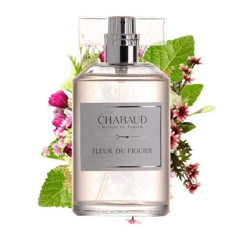 Uniseks ətir suyu Chabaud Maison de Parfum Fleur De Figuier 100ml