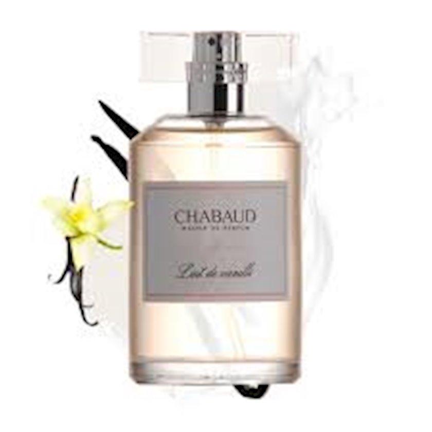 Uniseks tualet suyu Chabaud Maison de Parfum Lait De Vanille 100ml