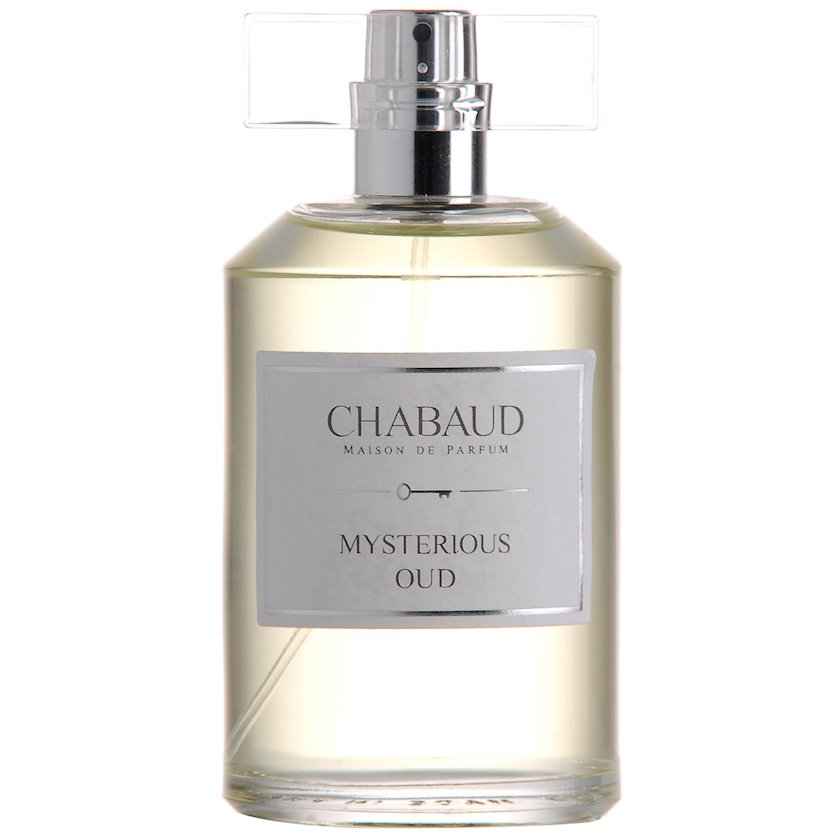 Uniseks ətir suyu Chabaud Maison de Parfum Mysterious Oud 100ml