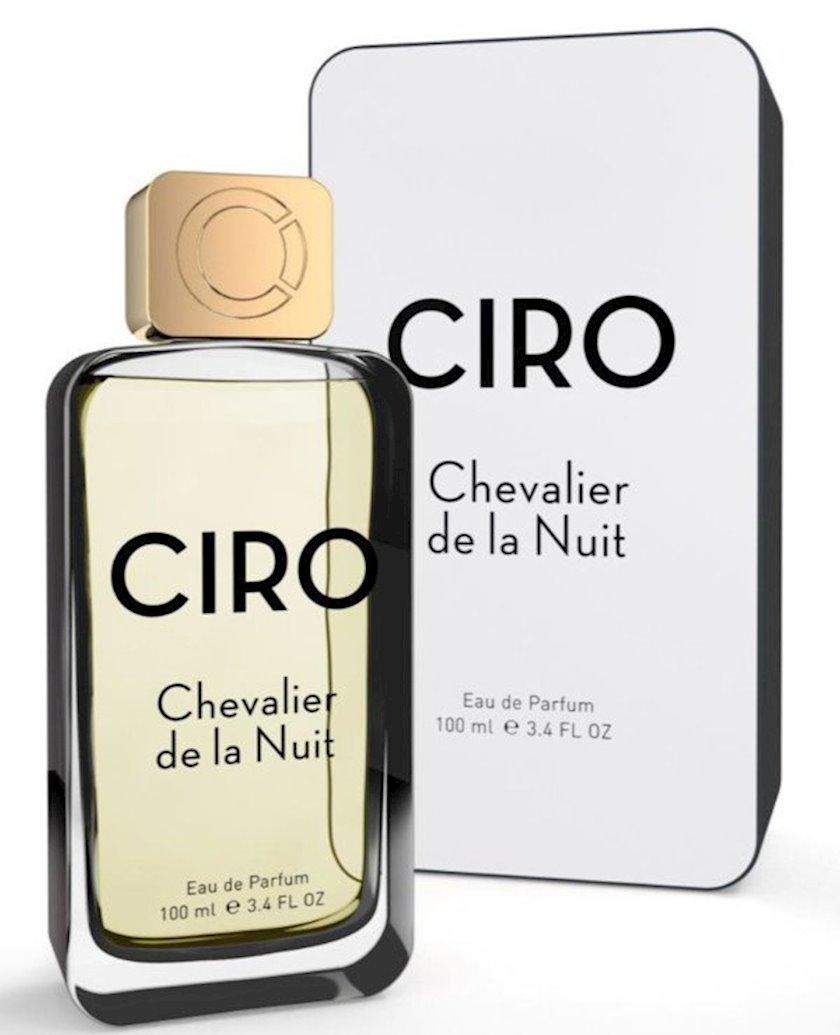 Uniseks ətir suyu Ciro Chevalier De La Nuit 100ml