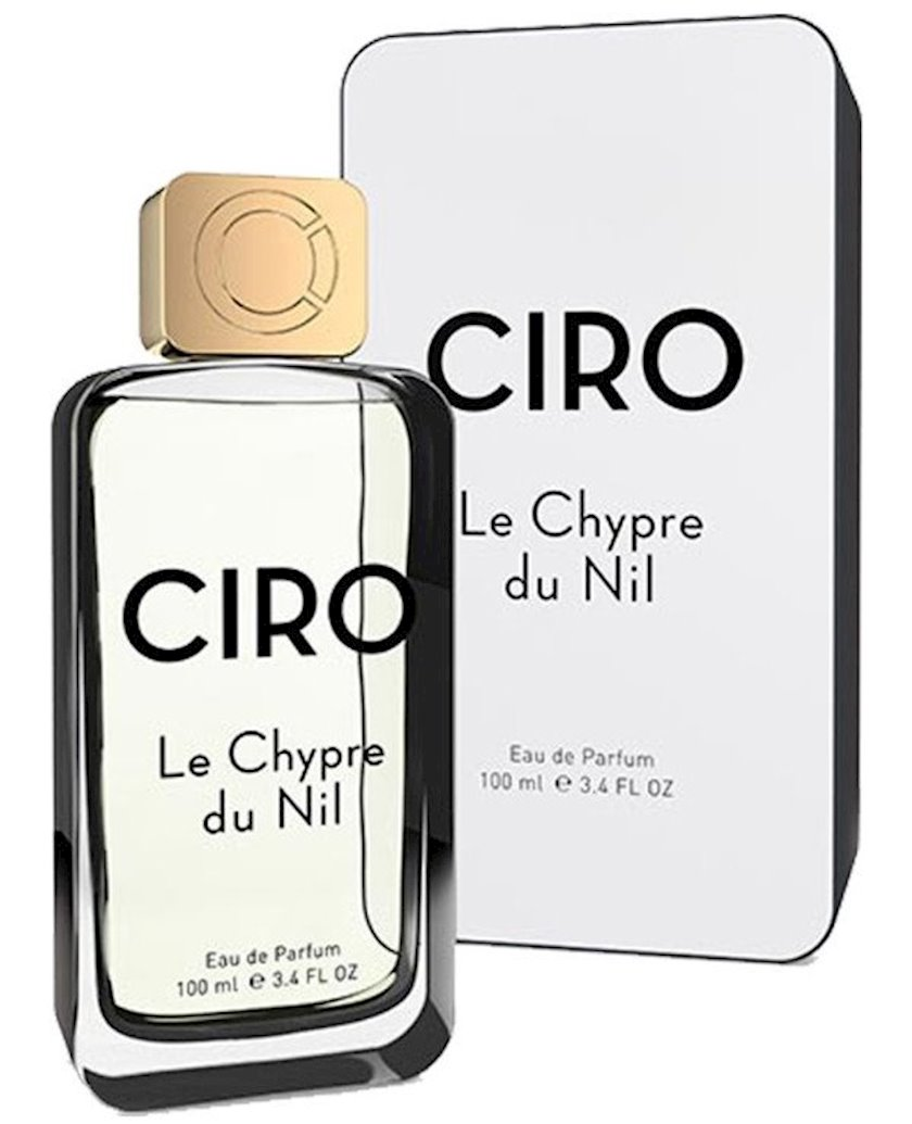 Uniseks ətir suyu Ciro Le Chypre Du Nil 100ml