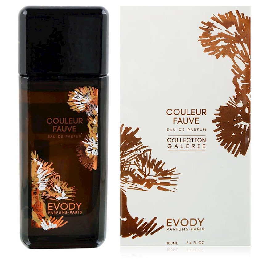 Uniseks ətir suyu  Evody Parfums Couleur Fauve 100ml