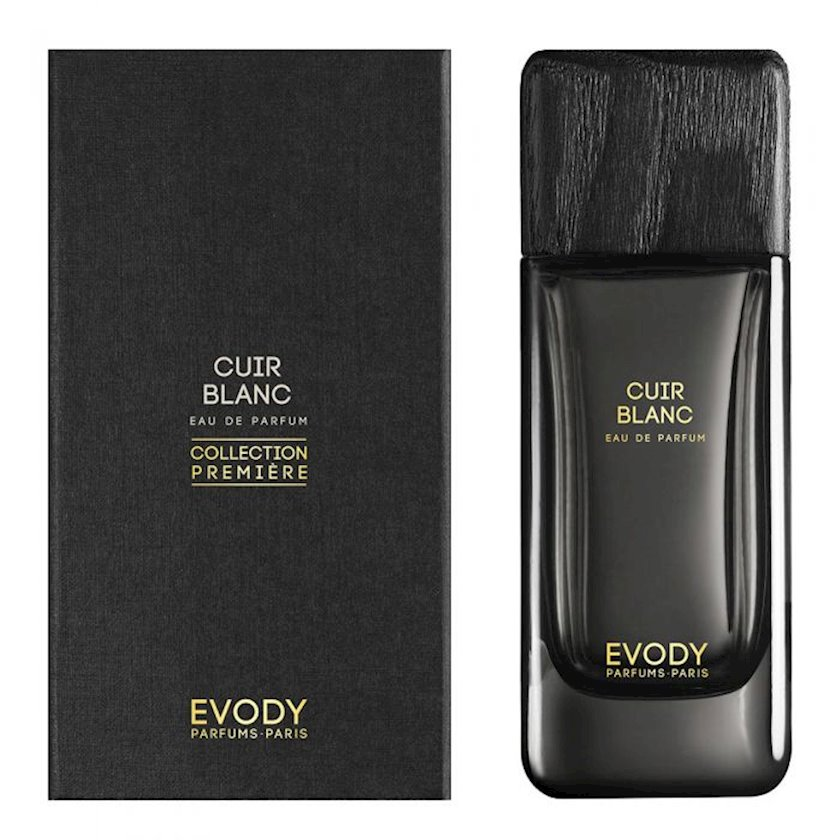 Uniseks ətir suyu Evody Parfums Cuir Blanc 100ml
