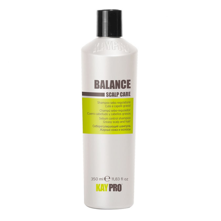 "Şampun KayPro ""Balance"" Yağlı saçlar üçün , 350 ml"