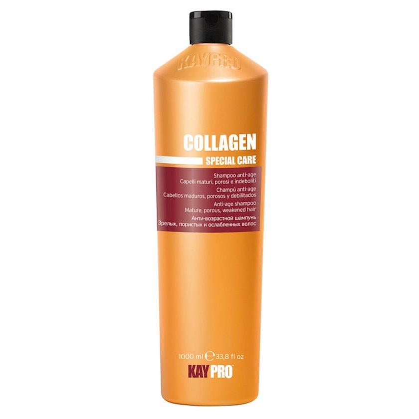 """Şampun KayPro """"Collagen"""" ,uzun saçlar üçün,1000 ml"""