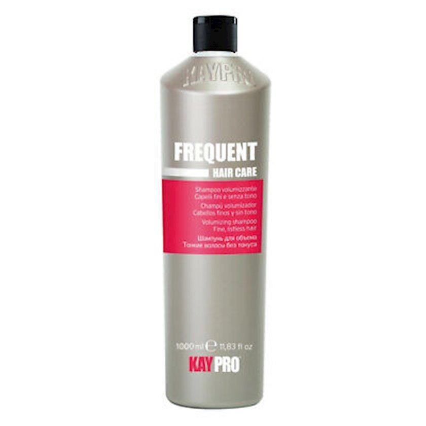 """Hər növ saçlar üçün şampun KayPro """"Frequent"""", 1000 ml"""