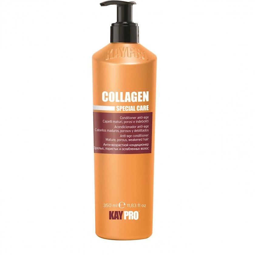 Uzun saçlar üçün KayPro Kollagen Saç Kremi - 350 ml.