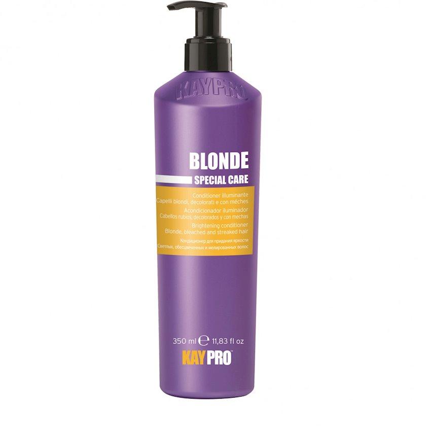 KayPro Sarışın İşıqlandırıcı Safir Saç Kremi, 350 ml