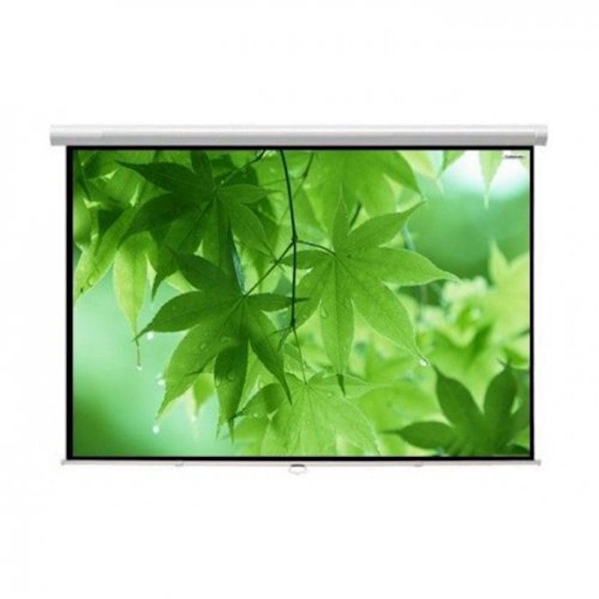 """Proyektor üçün ekran Cyber Electrical Screen (120""""x89"""") 300x225 sm E150D-N"""