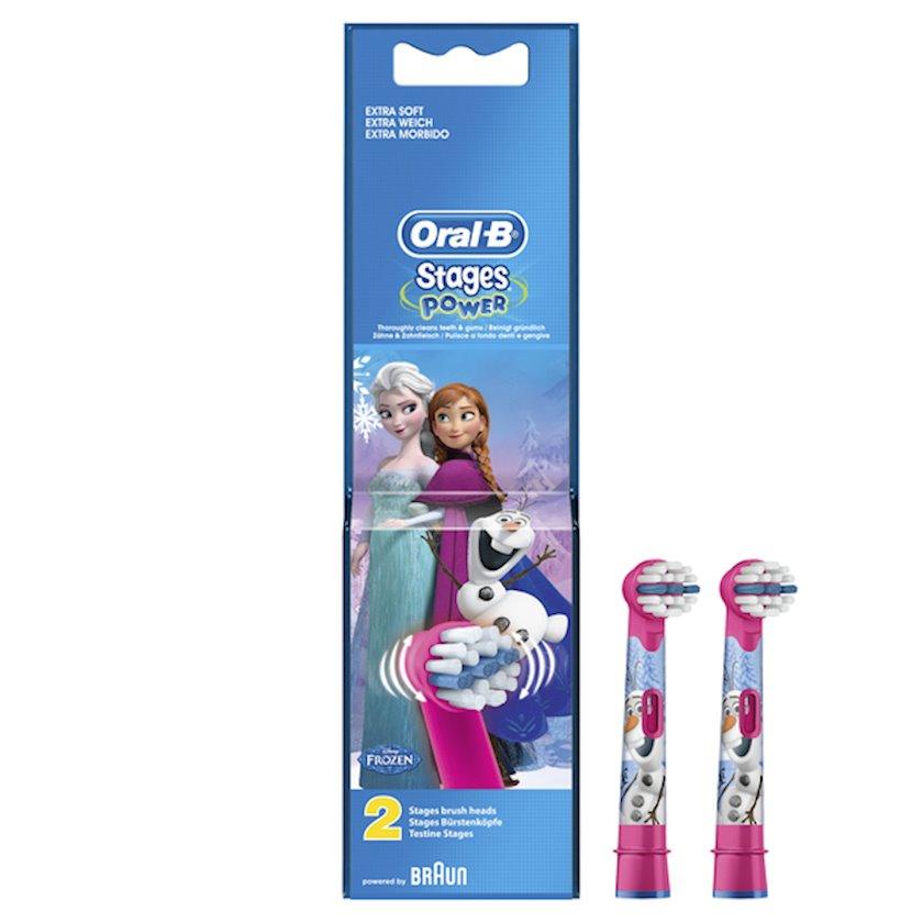 Diş fırçası üçün başlıq Oral-B Braun Kids Disney Frozen 2
