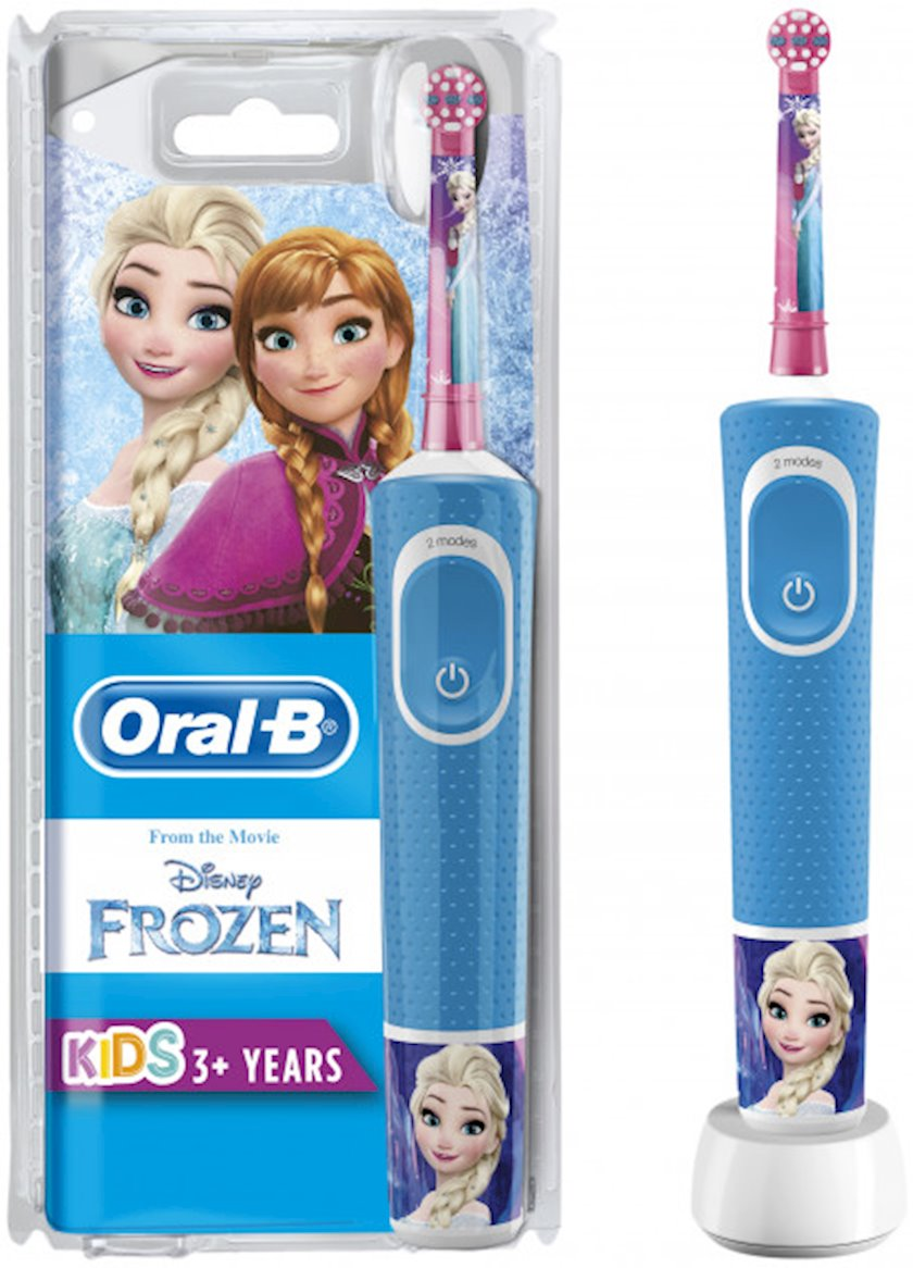 Elektrikli diş fırçası ORAL-B BRAUN Stage Power/D100 Frozen