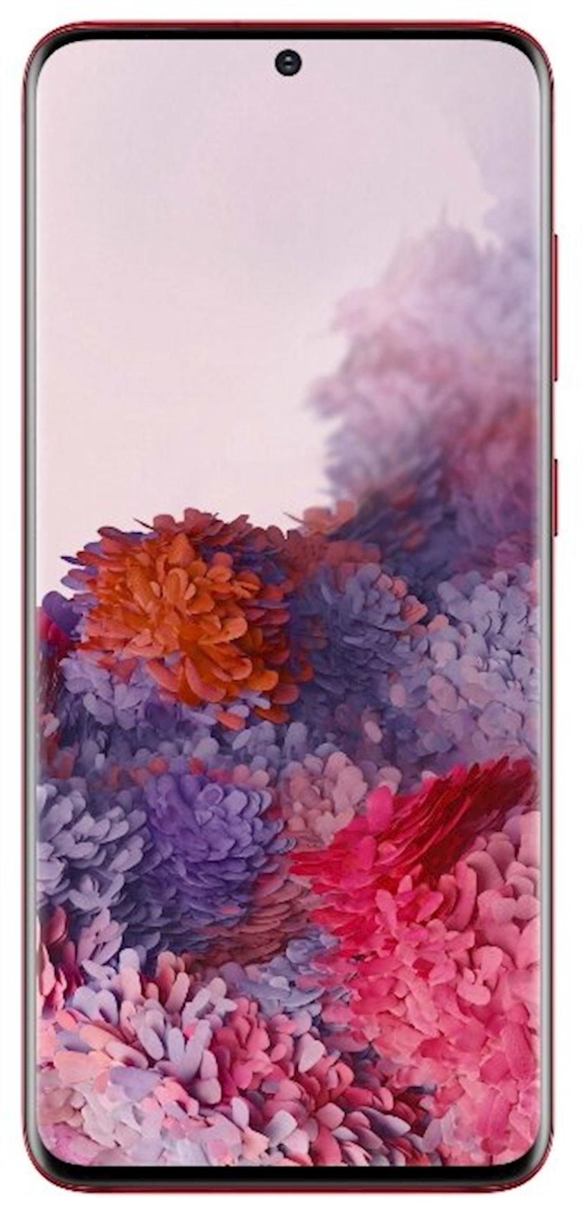 Smartfon Samsung Galaxy S20 Aura Red