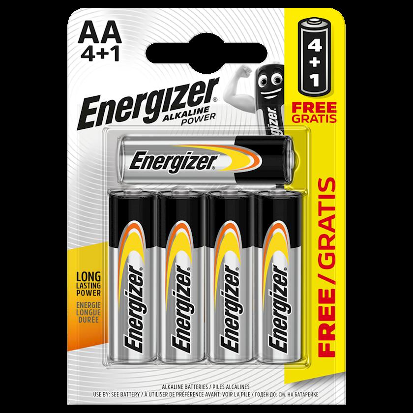 Batareyka Energizer Alkaline Power AA-LR6