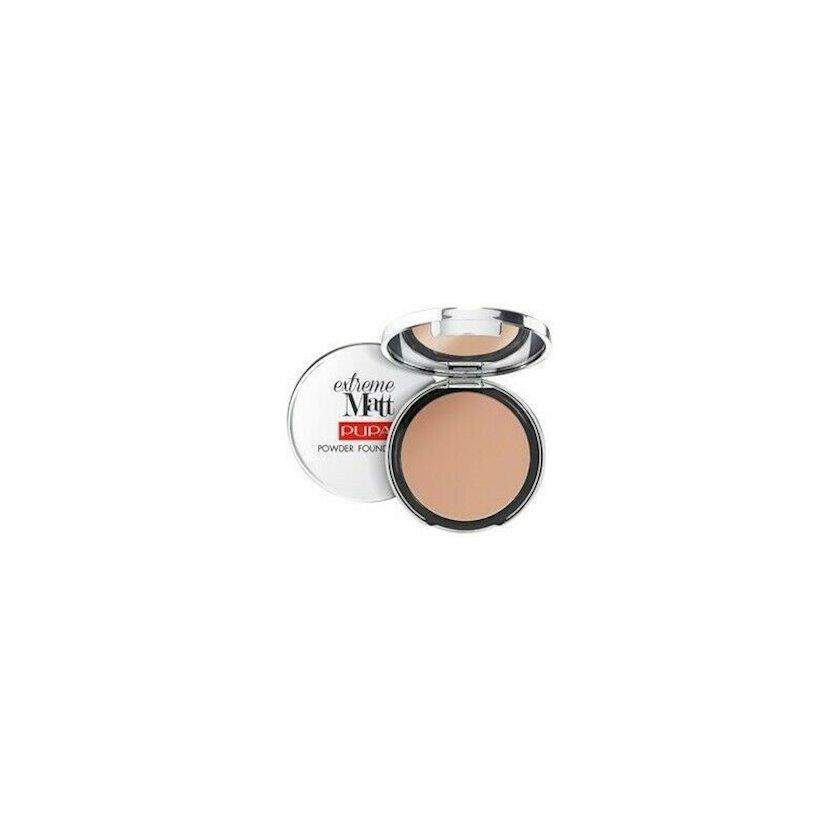 Kompakt kirşan bişmiş Pupa Luminys Baked Face Powder №05