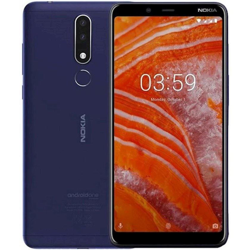 Smartfon Nokia 3.1 2GB/16GB Blue