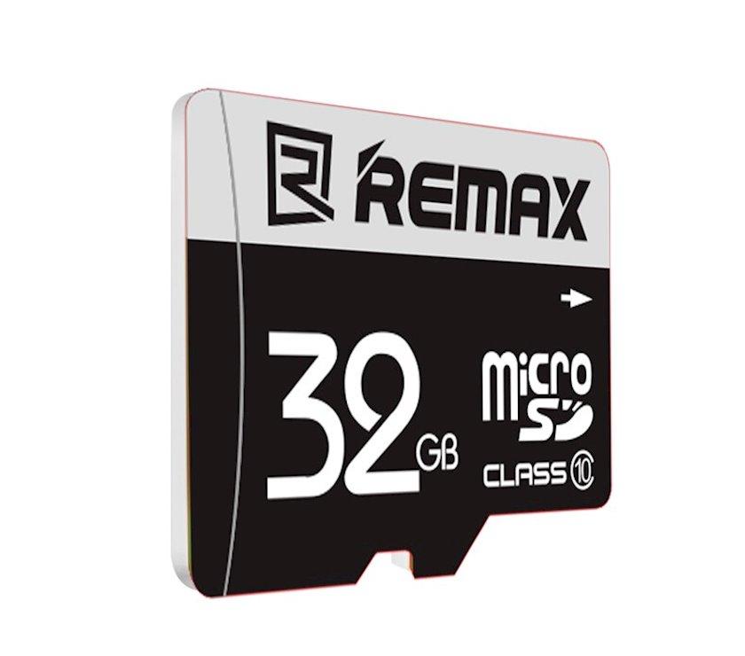 Yaddaş kartı Remax Micro SDHC  32 GB
