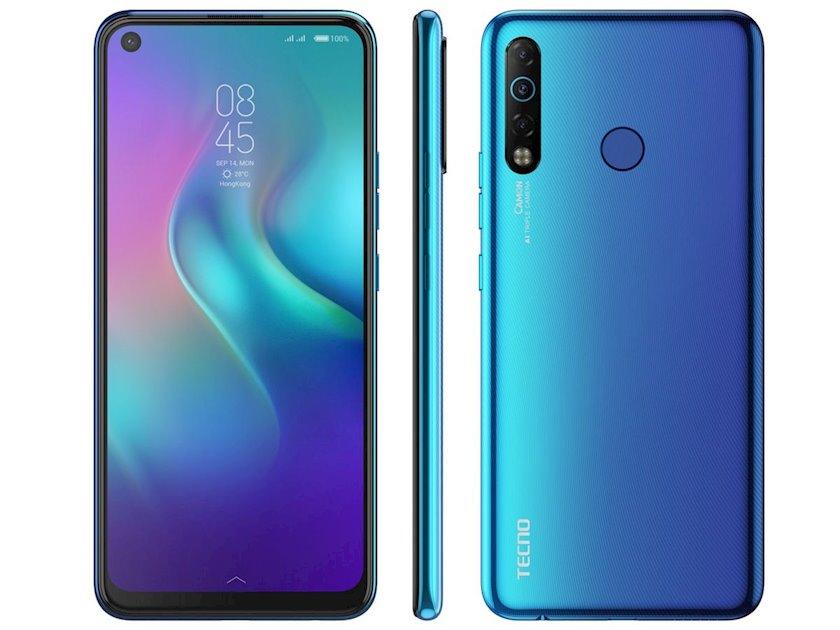 Smartfon Tecno Camon 12 Air 3GB/32GB Ocean Blue