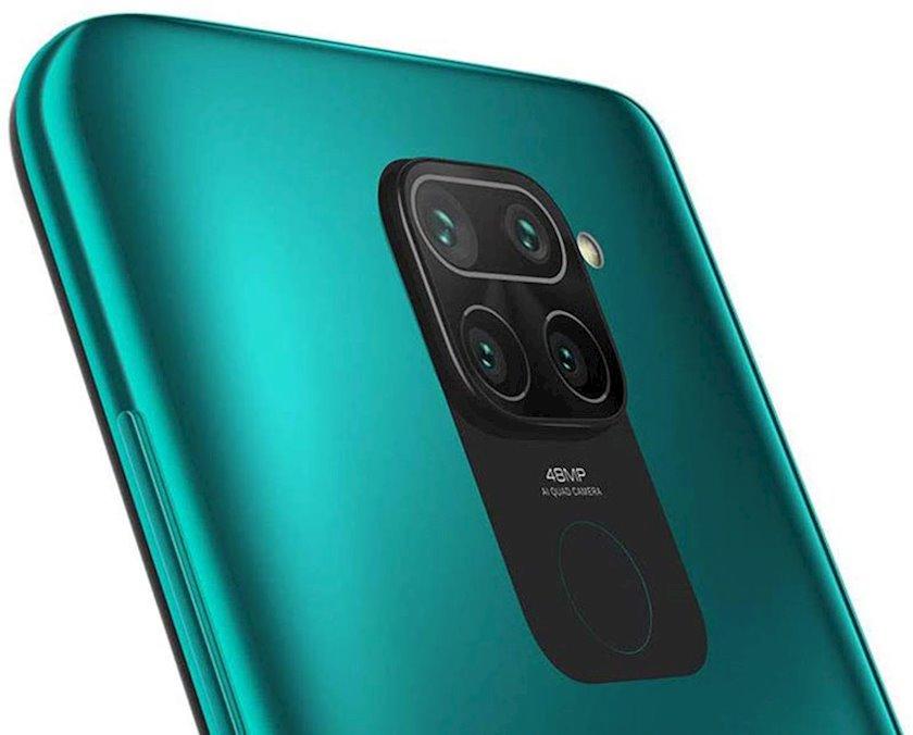Smartfon Xiaomi Redmi Note 9 3GB/64GB Green