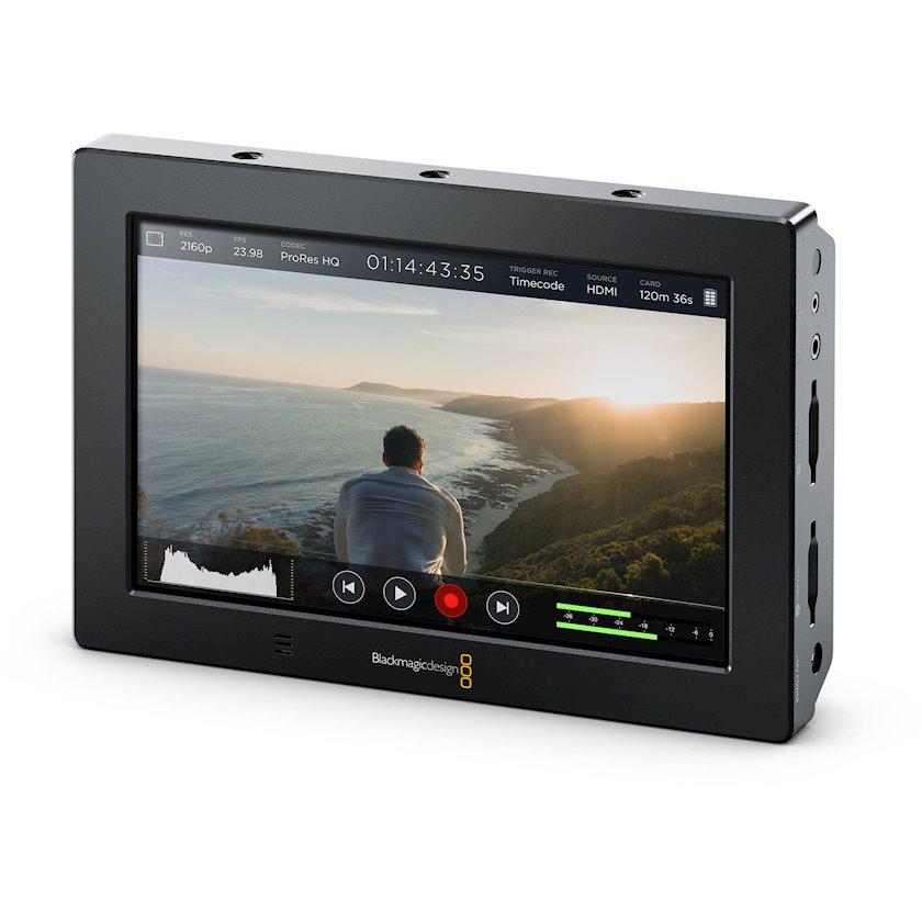 Video yardımı Blackmagic Design 4k