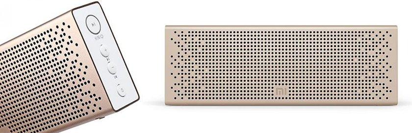 Portativ dinamik  Xiaomi Mi Speaker Gold