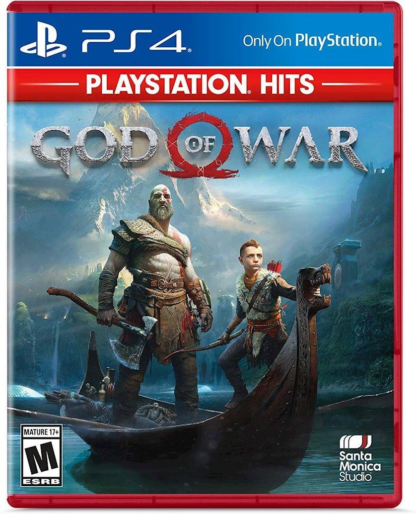 Oyun Santa Monica Studios God of War PS4