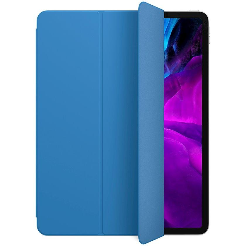 Planşet üçün çexol Apple Smart Folio for 12.9-inch iPad Pro 4thВgeneration - Surf Blue