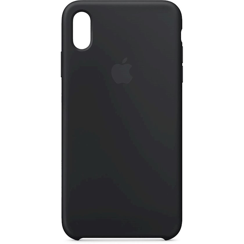 Çexol Apple iPhone XS Max Silicone Case - Black