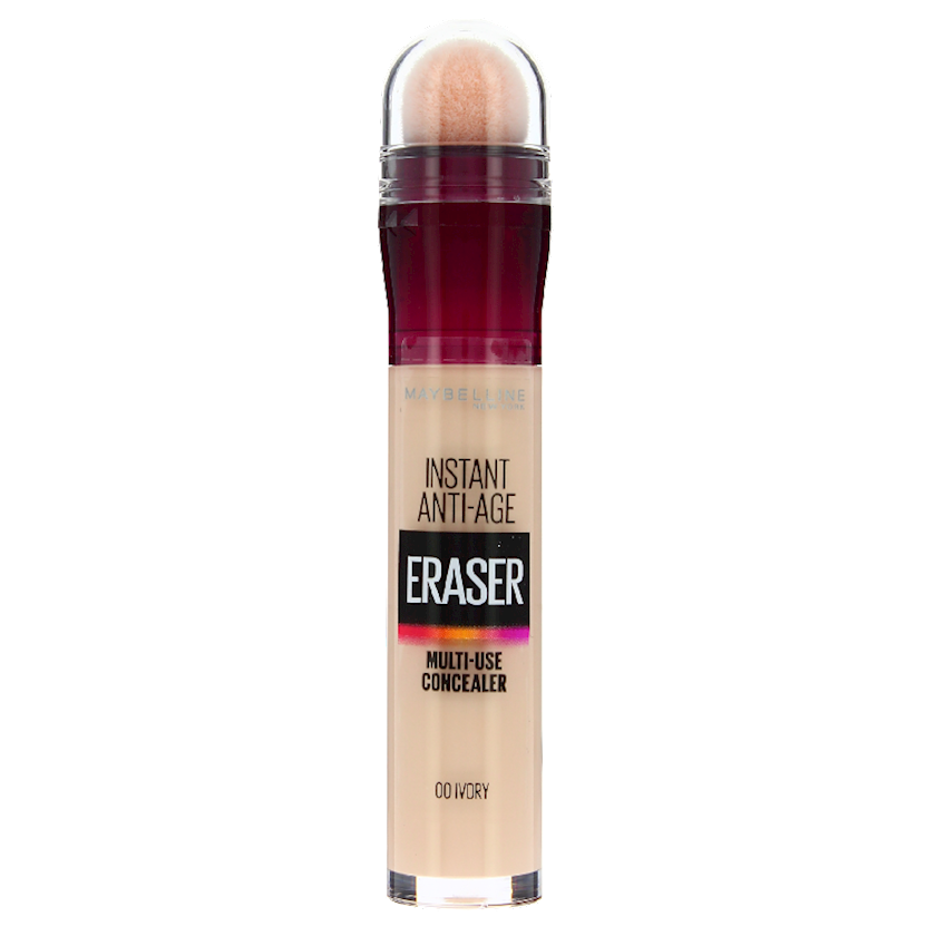 Konsiler Maybelline New York Instant Anti-Age The Eraser Eye Perfect & Cover 00 Ivory 6.8 ml