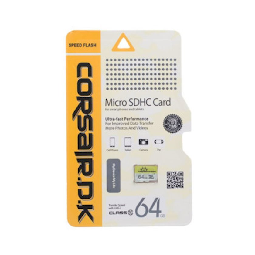 Yaddaş kartı Corsair 64GB