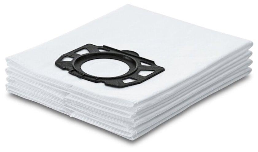 Tozsoran Aksessuarı Karcher Fleece filter bag for WD 4, 5, 6