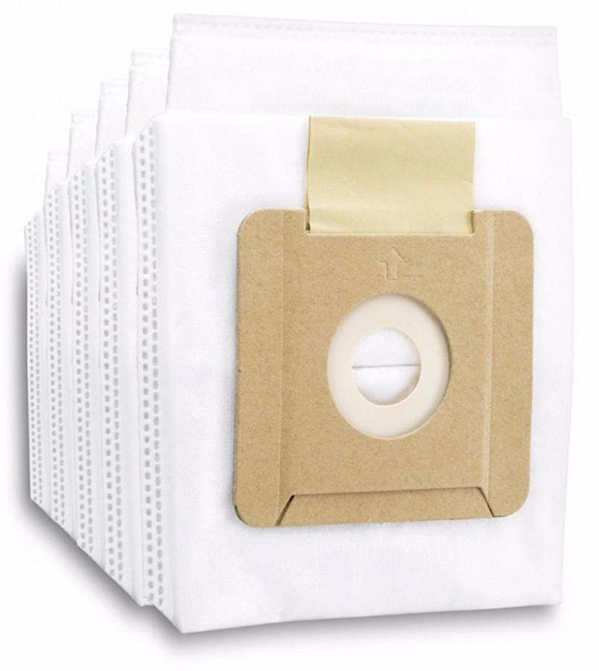 Tozsoran Aksessuarı Karcher Filter bags-fleece set 5 St.