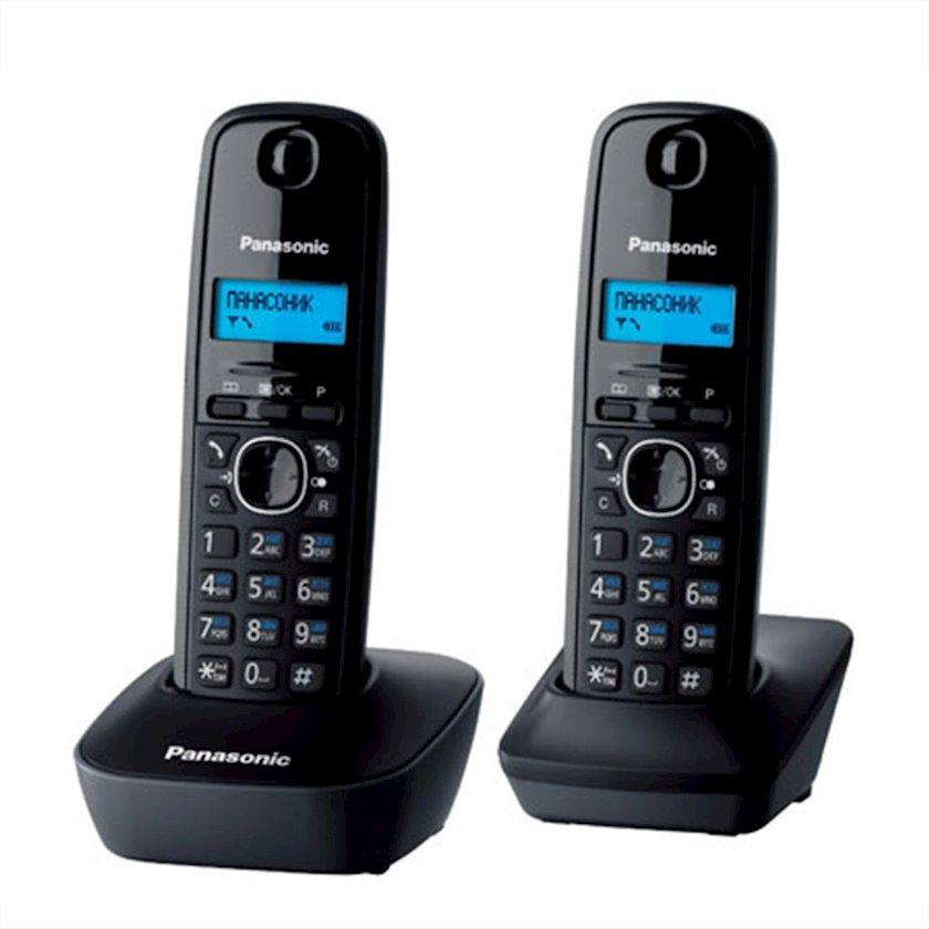 Radiotelefon Panasonic KX-TG1612UAH Black-Grey