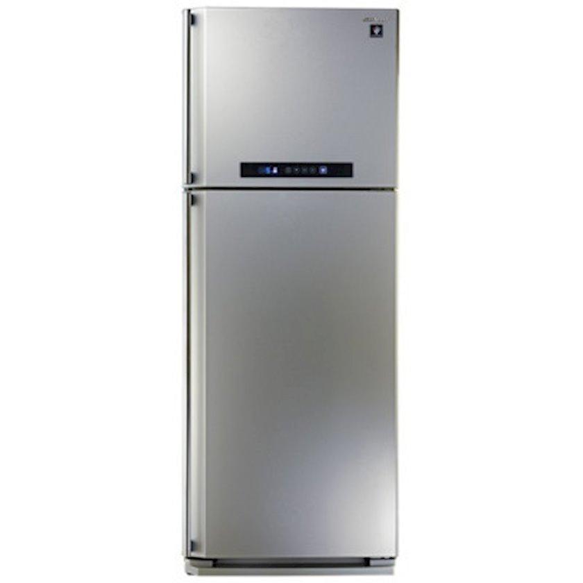 Soyuducu Sharp SJ-PC58A-SL