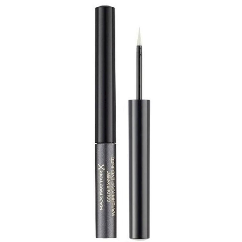 Göz layneri Max Factor Colour X-Pert Waterproof Eyeliner №02 Metallic Anthracite 5 ml