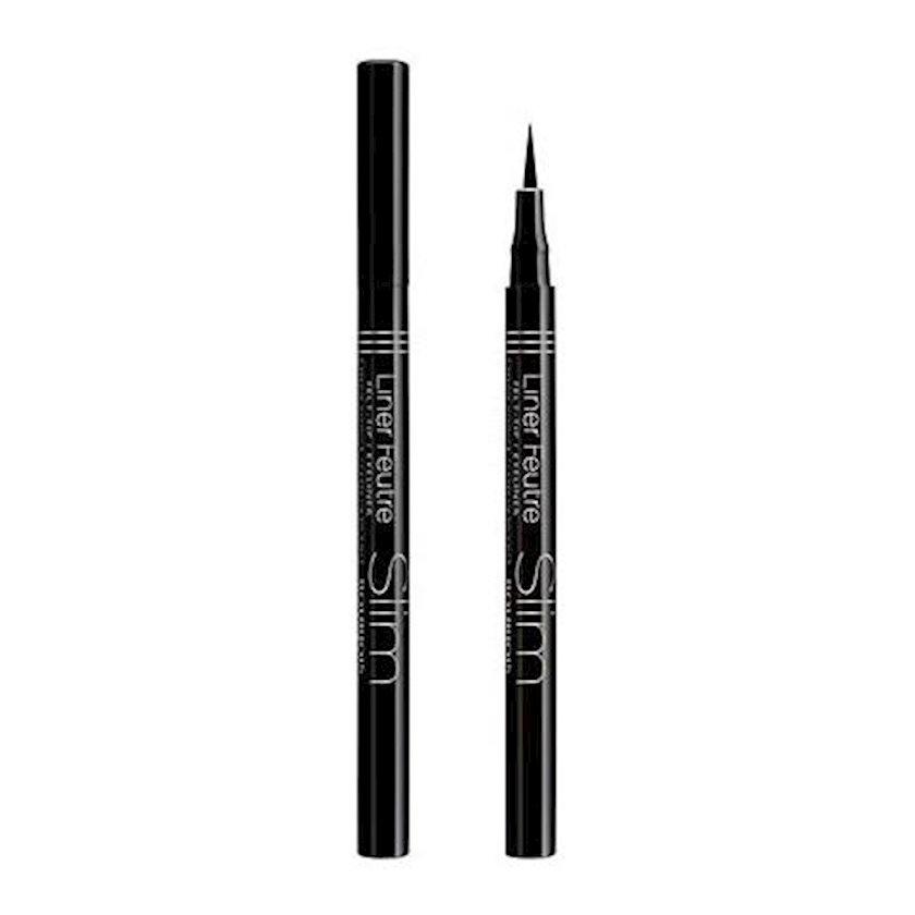 Göz üçün layner Bourjois Liner Feutre Slim Eyeliner Pen №016 Black 0.8 ml