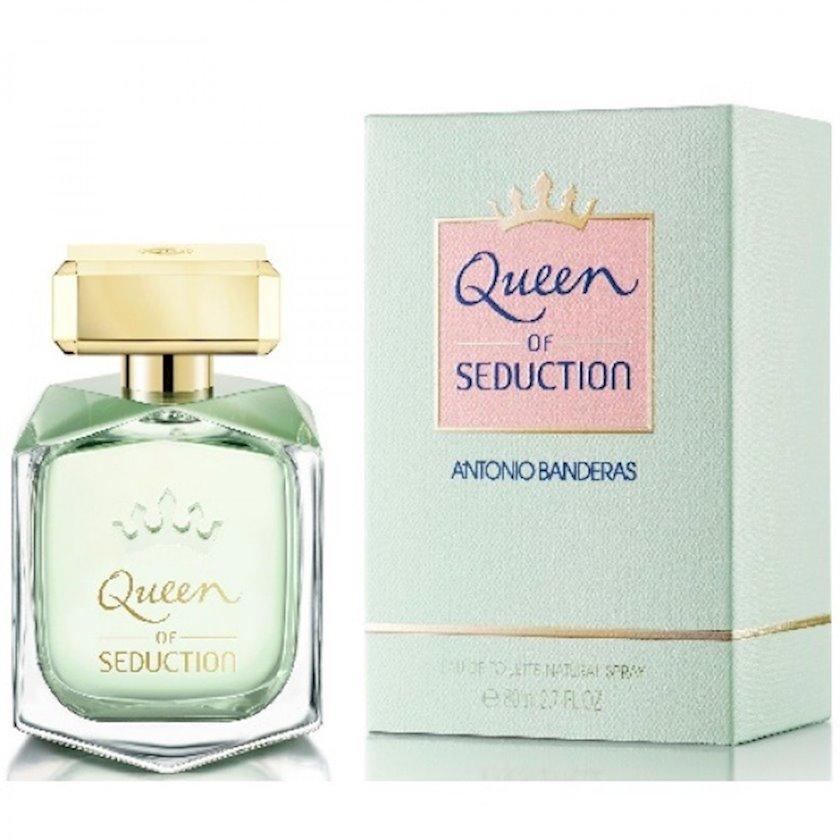 Tualet suyu qadınlar üçün Antonio Banderas Queen of Seduction 50 ml