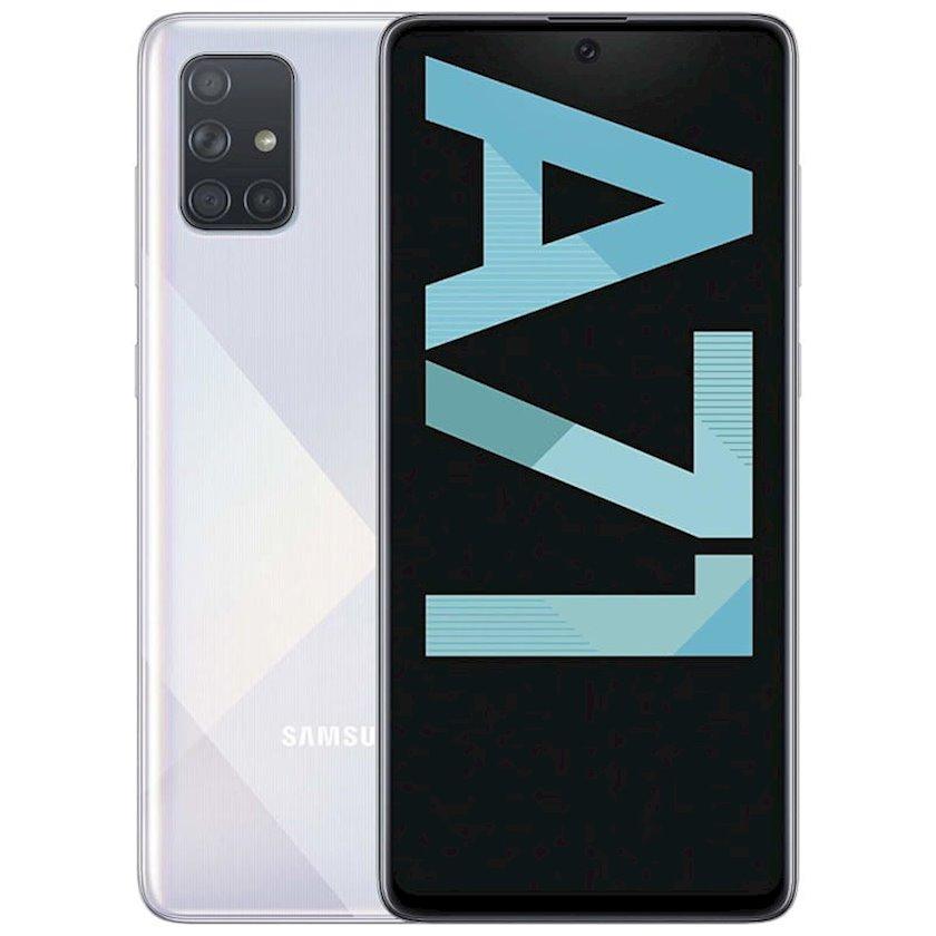 Smartfon Samsung Galaxy A71 6GB/128GB Silver