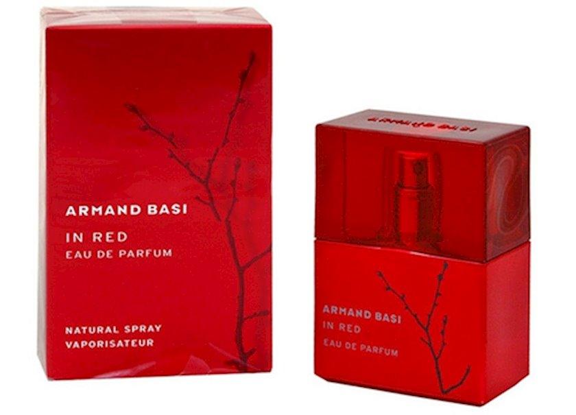 Ətir suyu Armand Basi In Red, 30 ml