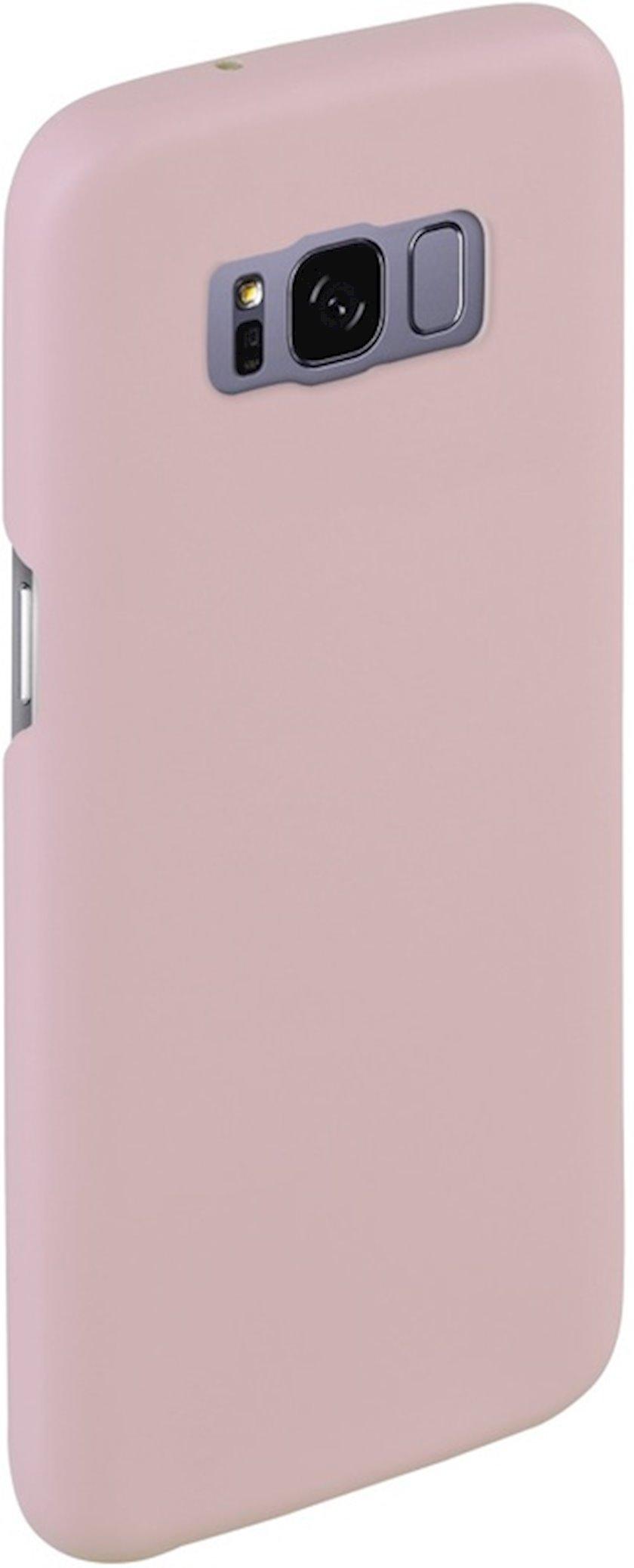 Çexol Hama Silk Samsung Galaxy S8 Rose