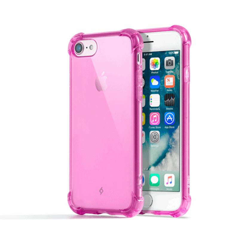 Çexol Ttec SuperGuard Apple iPhone 7/8/SE 2020 üçün  Pink