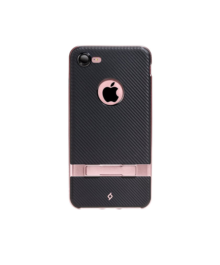 Çexol Ttec Evoque Apple iPhone 7/8/SE 2020 üçün  Pink