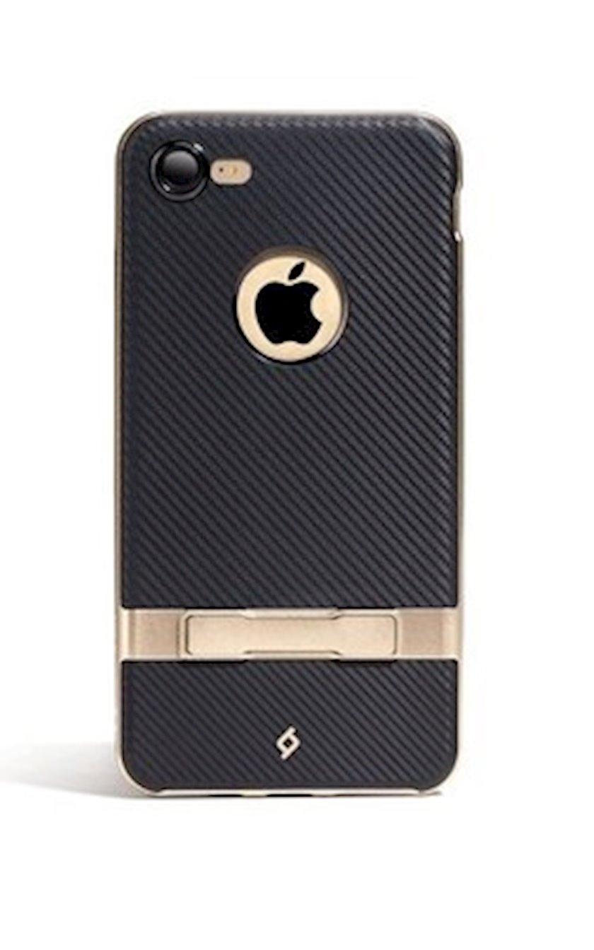 Çexol Ttec Evoque Apple iPhone 7/8/SE 2020 Gold üçün