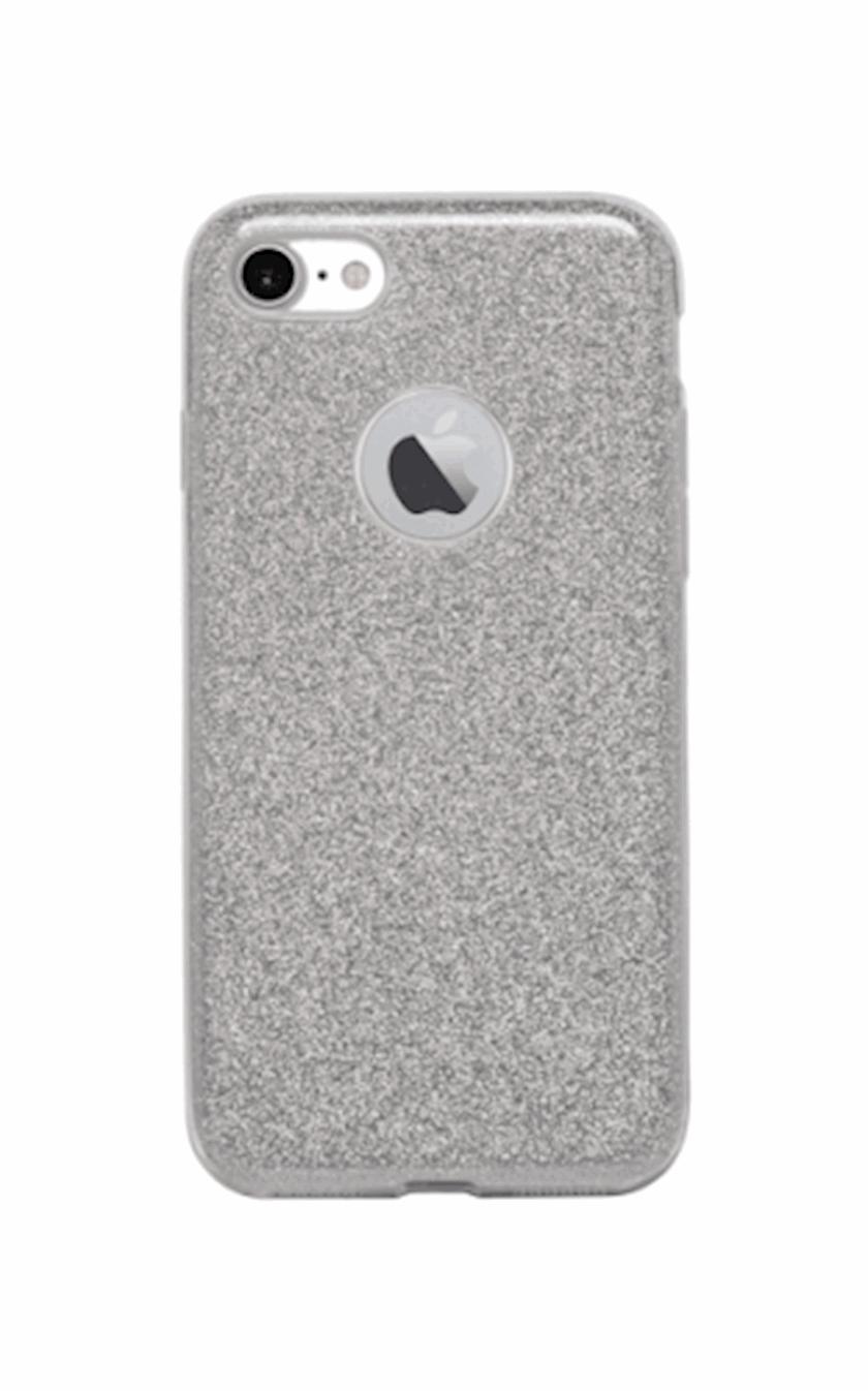 Çexol Ttec Stardust Apple iPhone 7/8/SE 2020 üçün  Silver