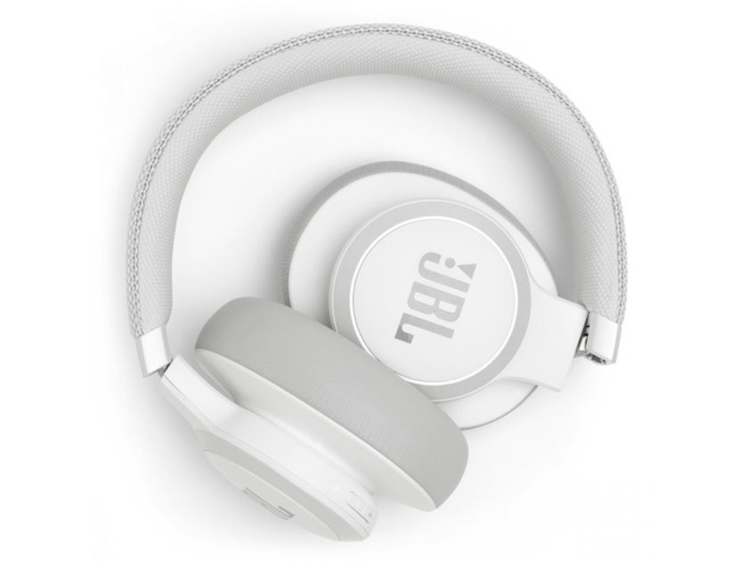 Simsiz qulaqlıqlar JBL Live 650BTNC White