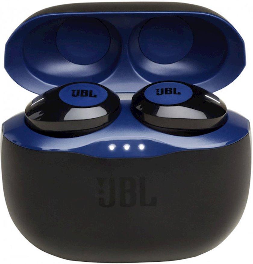 Simsiz qulaqlıqlar JBL Tune 120 TWS Blue