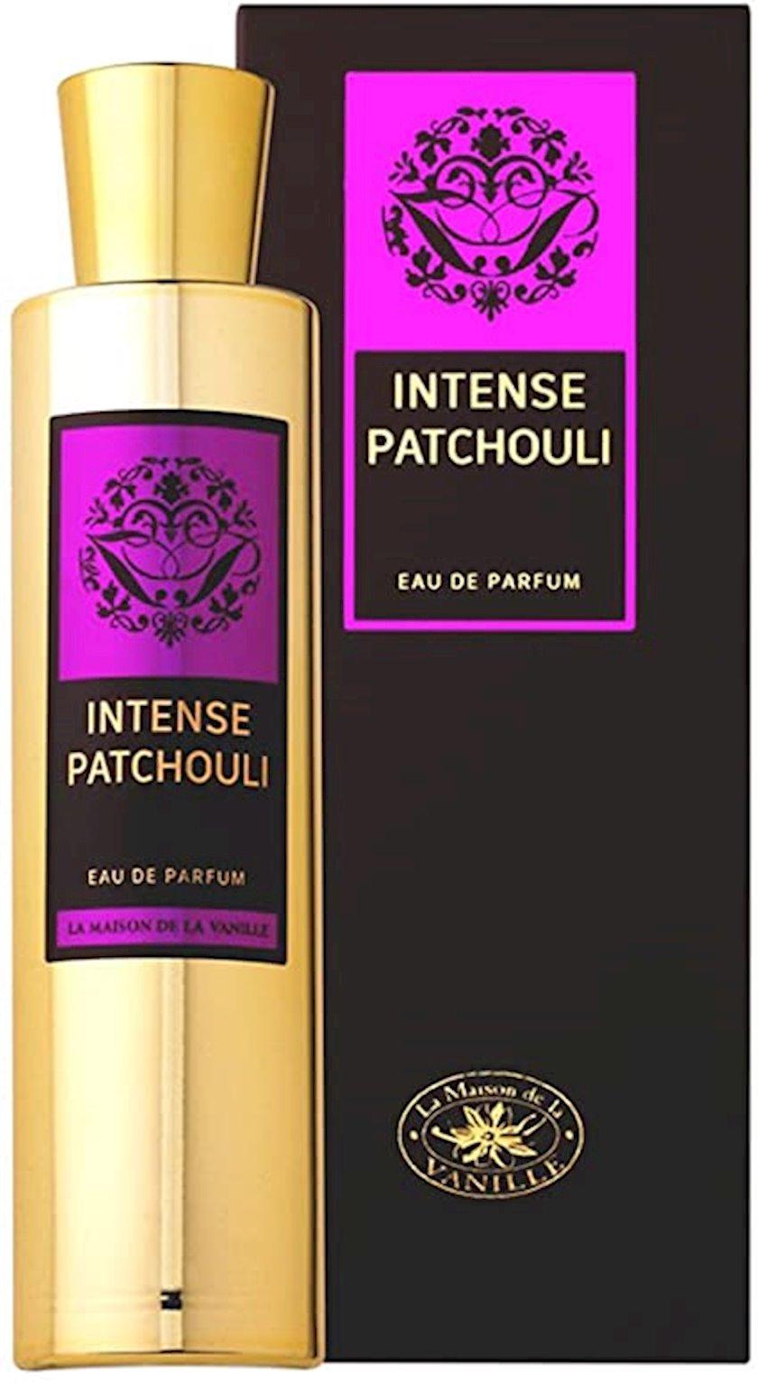 Uniseks ətir suyu La Maison de la Vanille Intense Patchouli 100ml