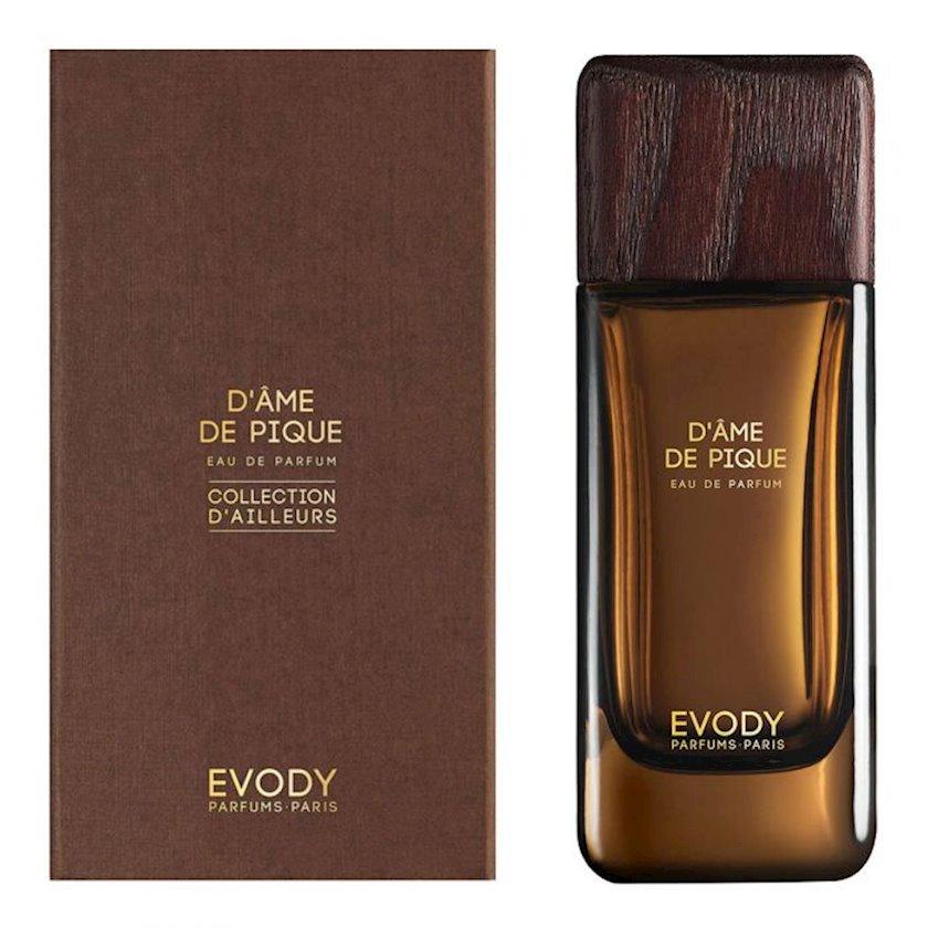 Uniseks ətir suyu Evody Parfums D'Ame de Pique 100ml