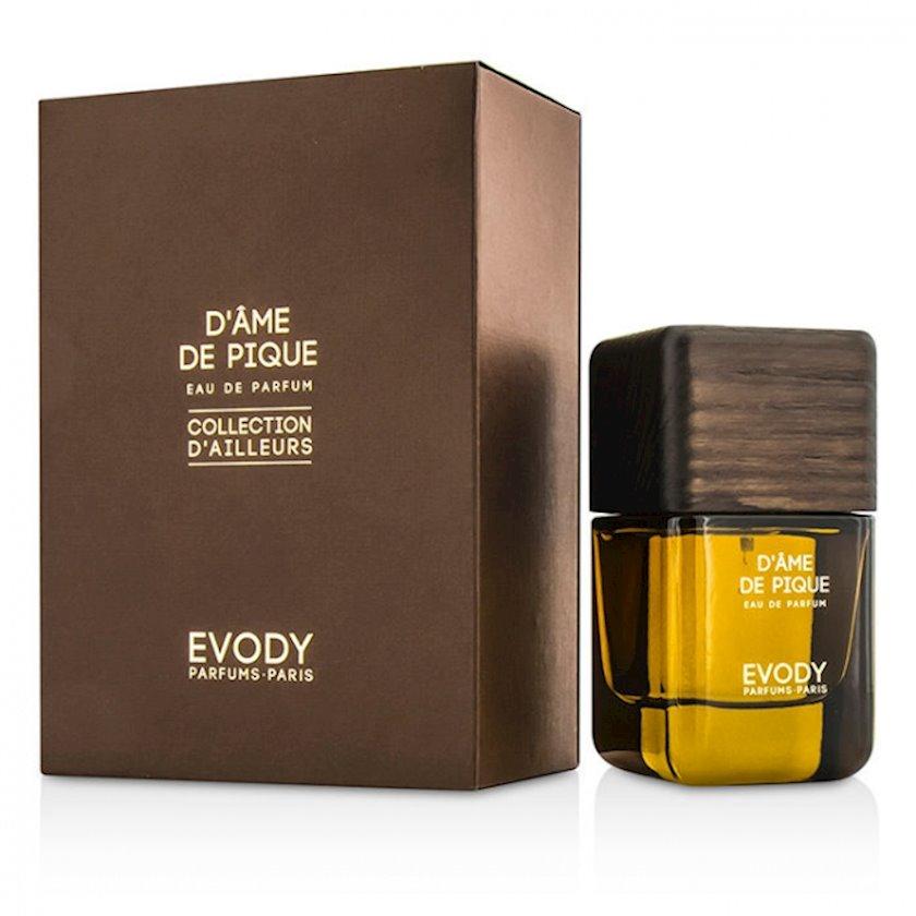 Uniseks ətir suyu Evody Parfums D'Ame de Pique 50ml