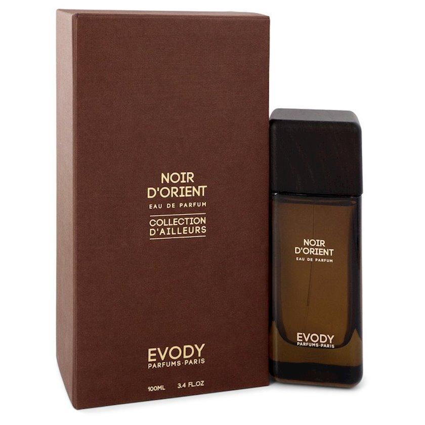 Uniseks ətir suyu Evody Parfums Noir D'orient 100ml