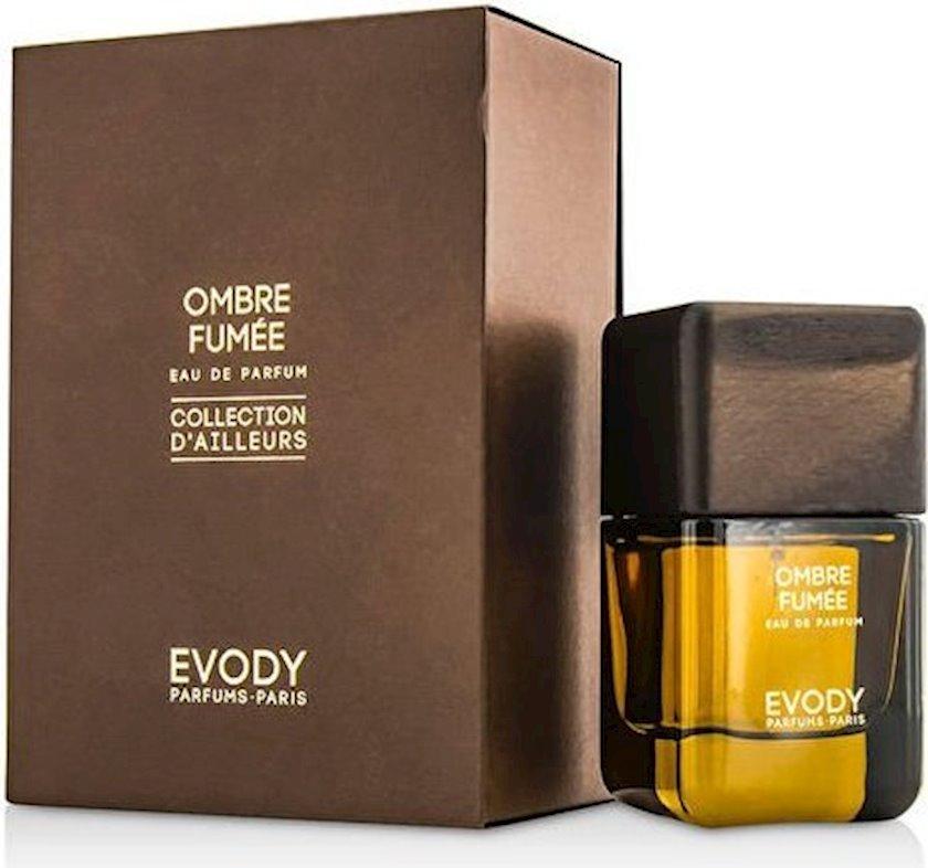 Uniseks ətir suyu Evody Parfums Ombre Fumee 50ml